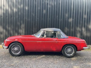 1968 MGC Roadster For Sale (picture 9 of 12)