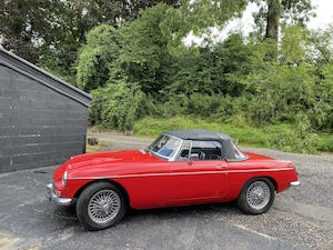 1968 MGC Roadster For Sale (picture 12 of 12)