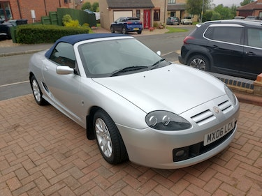 Picture of 2006 MG TF 135 Low Mileage 12Months MOT For Sale