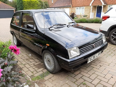 Picture of 1989 One owner MG Metro with 53K miles. For Sale