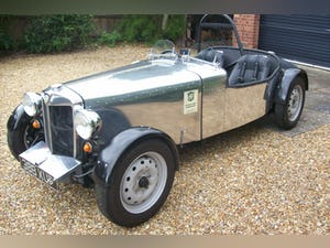 1953 MG TD Special.   Fast road or Competition For Sale (picture 4 of 12)