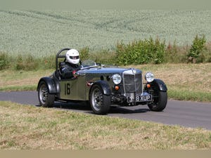 1953 MG TD Special.   Fast road or Competition For Sale (picture 3 of 12)