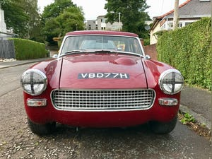 1970 MG Midget 1275 -  RWA For Sale (picture 3 of 12)