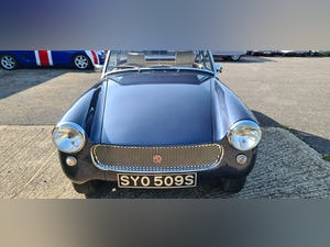 1977 MG Midget 1500, Full detailed Restoration just completed For Sale (picture 5 of 5)