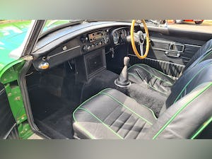 1971 MGB ROADSTER , wires and overdrive For Sale (picture 4 of 5)