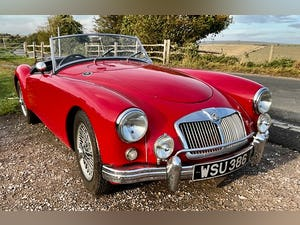 1958 MGA Roadster - 1950cc MGB engine For Sale (picture 1 of 1)