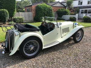 1939 MG TA For Sale (picture 1 of 6)