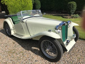 1939 MG TA For Sale (picture 2 of 6)