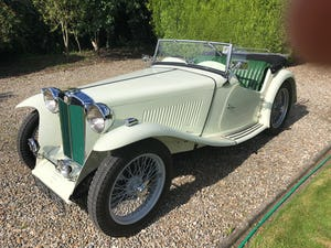 1939 MG TA For Sale (picture 4 of 6)