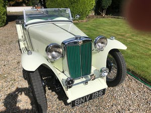 1939 MG TA For Sale (picture 6 of 6)