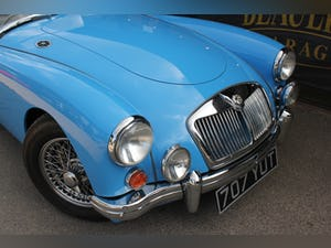 1958 MGA Roadster Beautiful car For Sale (picture 5 of 12)