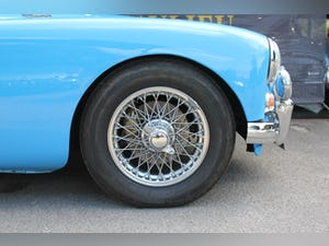 1958 MGA Roadster Beautiful car For Sale (picture 10 of 12)