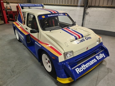 Picture of 1985 Metro 6r4 Group B Rothmans Rally rep For Sale