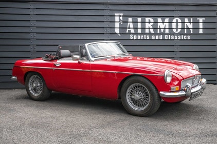 Picture of 1968 MG C Roadster For Sale