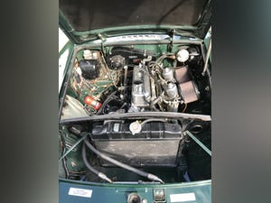 1972 British racing green MGB Roaster For Sale (picture 7 of 10)