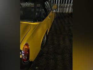 1979 Mg midget yellow 1500cc For Sale (picture 1 of 3)