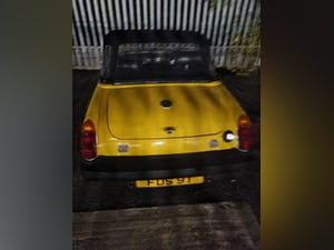 1979 Mg midget yellow 1500cc For Sale (picture 2 of 3)