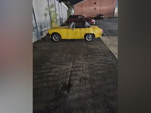 1979 Mg midget yellow 1500cc For Sale (picture 3 of 3)