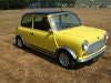 Picture of 1972 MINI IN BRIGHT YELLOW. 850CC UNLEADED HEAD. SOLD