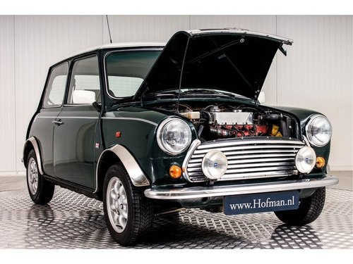 1991 Mini Cooper 1.3 For Sale (picture 5 of 6)