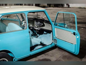 1965 Austin Mini Cooper S  (Matching Numbers) For Sale (picture 1 of 12)