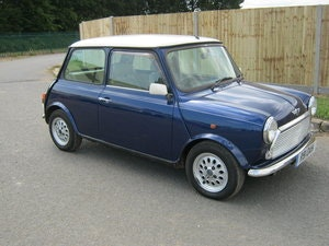 Picture of 1998 MINI MAYFAIR AUTOMATIC. JAPAN SPEC AIR CONDITIONING SOLD