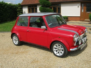Picture of 2000 ROVER MINI COOPER SPORT. ONLY 36,000 MILES.  SOLAR RED. SOLD
