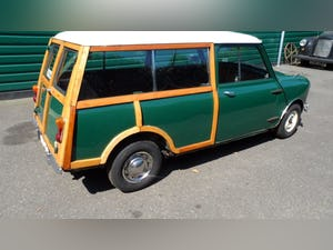 1961  Mini traveler '61  LHD  For Sale (picture 4 of 6)