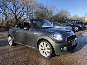 Picture of 2010 (60) Mini 1.6 Cooper S Convertible SOLD
