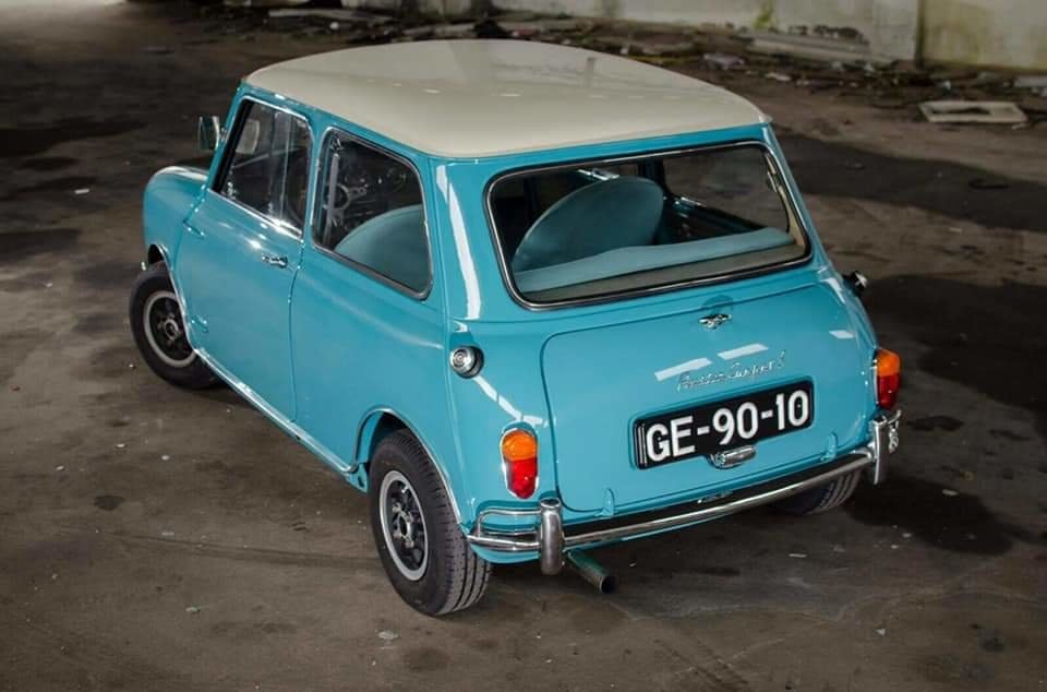 1965 Austin Mini Cooper S  (Matching Numbers) For Sale (picture 6 of 12)