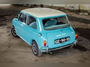 1965 Austin Mini Cooper S  (Matching Numbers) For Sale (picture 5 of 12)