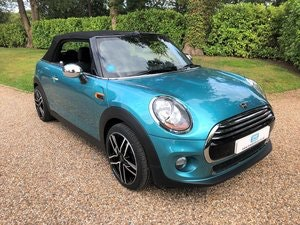 Picture of 2018 MINI Cooper Convertible 1.5i Turbo 134bhp 6-Speed Manual SOLD