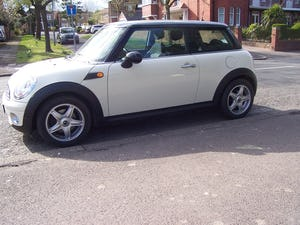 2007 LHD MINI COOPER 6 SPEED LEFT HAND DRIVE For Sale (picture 1 of 6)