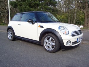 2007 LHD MINI COOPER 6 SPEED LEFT HAND DRIVE For Sale (picture 2 of 6)