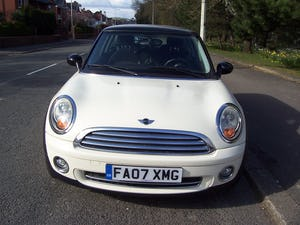2007 LHD MINI COOPER 6 SPEED LEFT HAND DRIVE For Sale (picture 3 of 6)