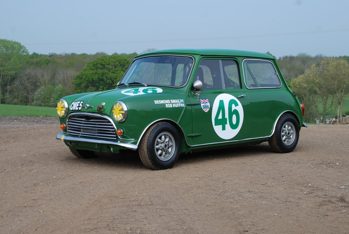 1964 Morris Mini Cooper S Race Car For Sale (picture 1 of 6)