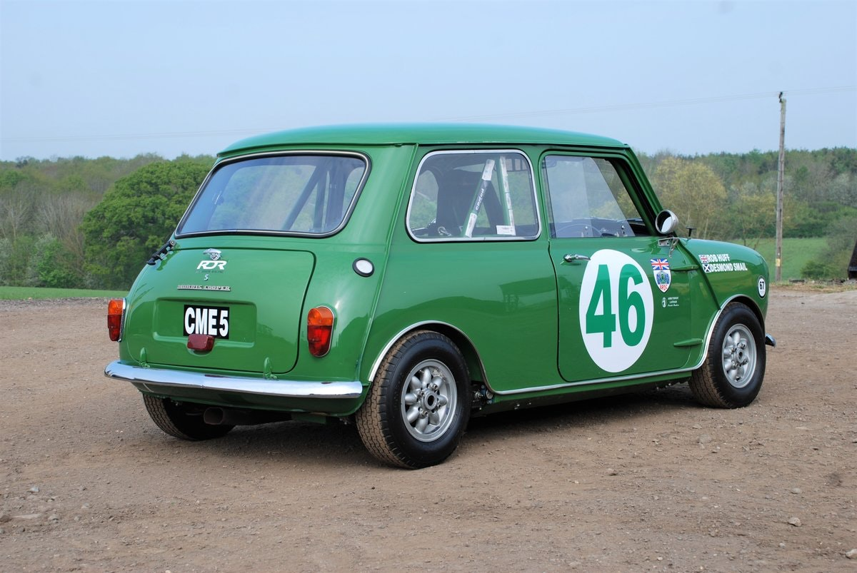 1964 Morris Mini Cooper S Race Car For Sale (picture 3 of 6)