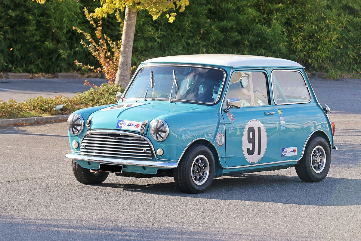 1965 MINI COOPER S FIA For Sale by Auction (picture 1 of 5)