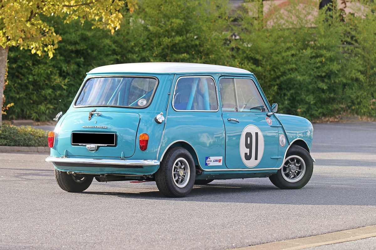 1965 MINI COOPER S FIA For Sale by Auction (picture 2 of 5)