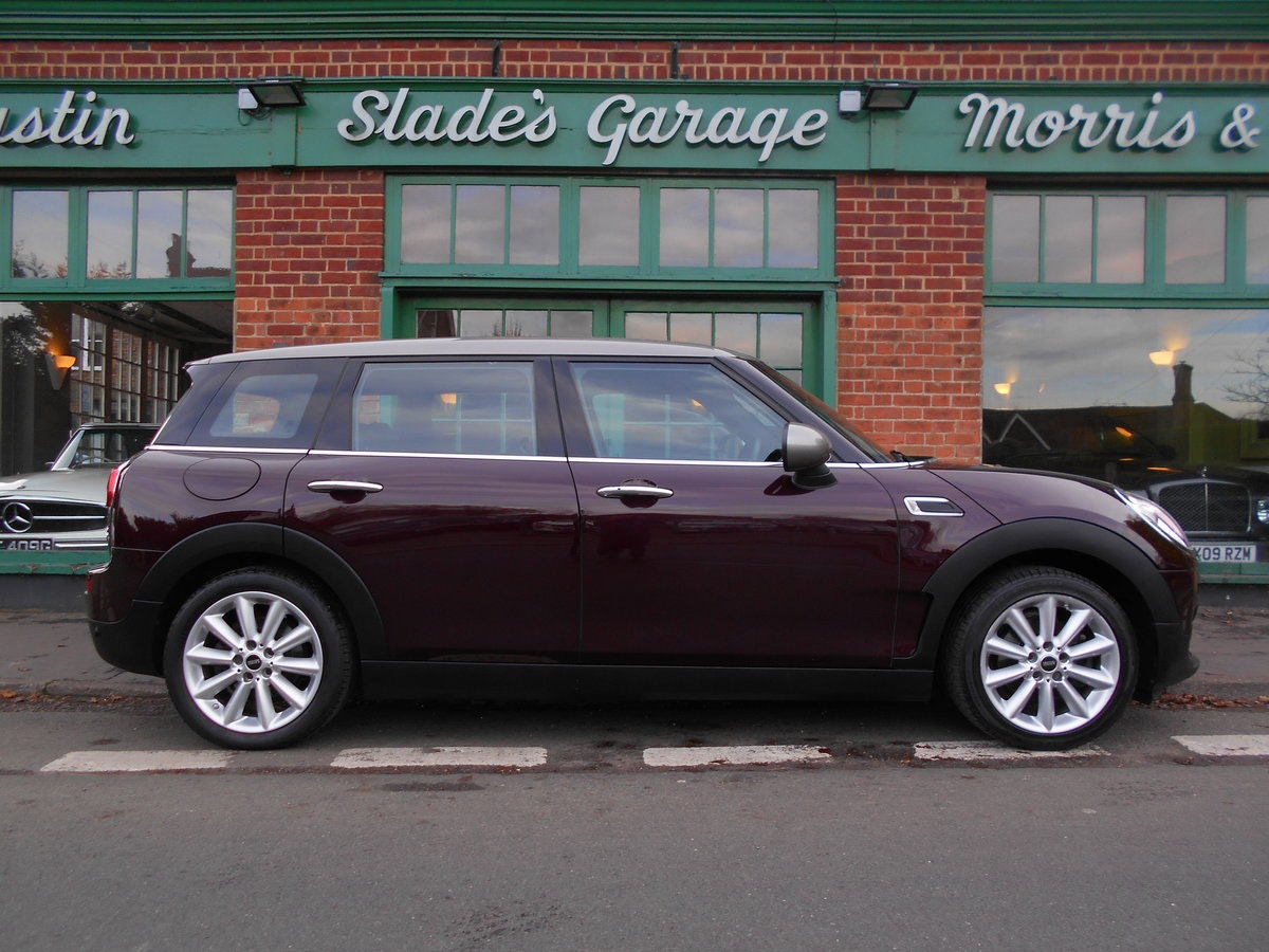 2016 Mini Clubman Cooper Automatic SOLD (picture 1 of 6)