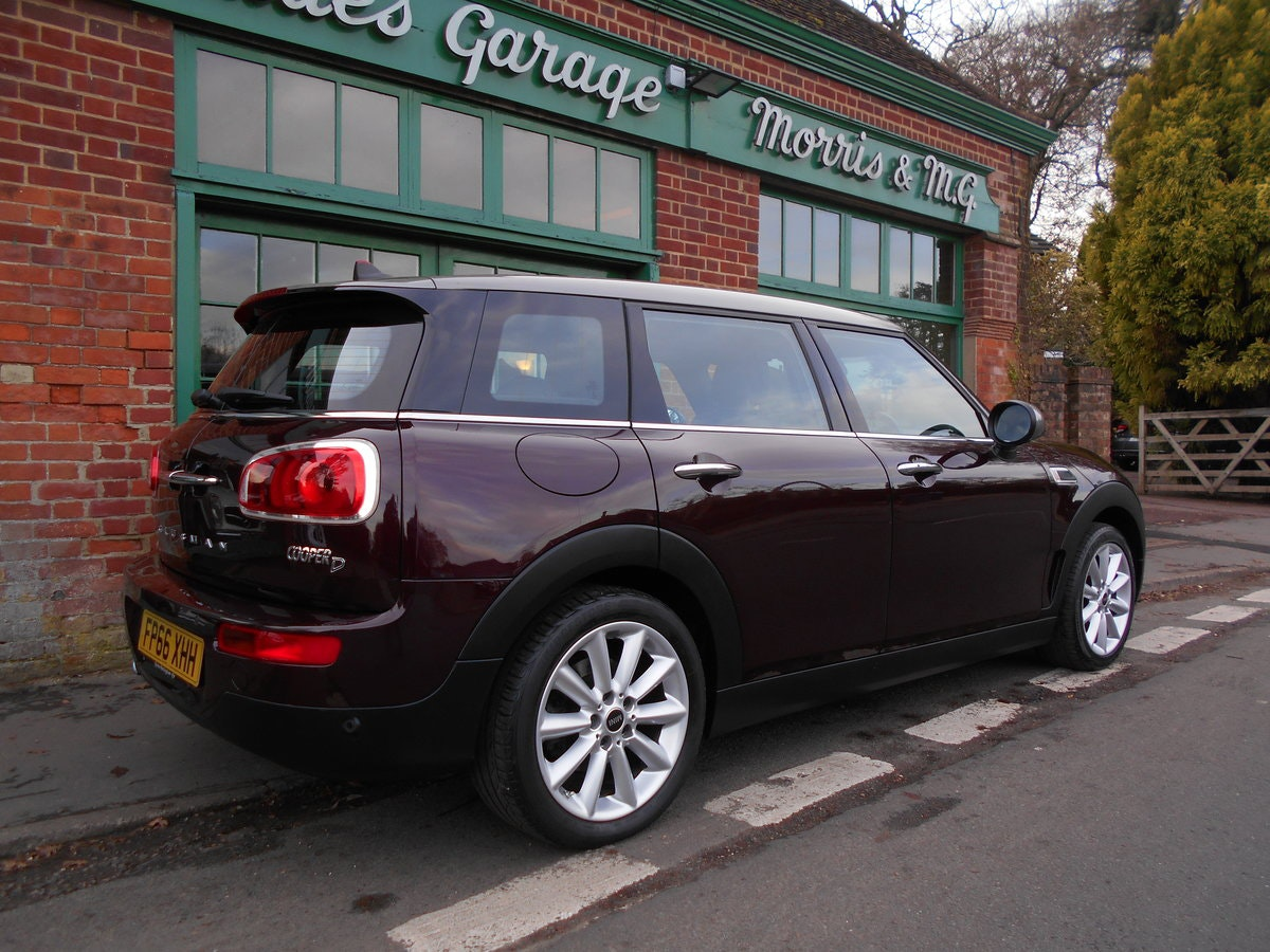 2016 Mini Clubman Cooper Automatic SOLD (picture 3 of 6)