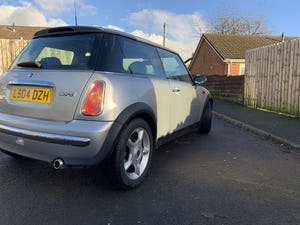 2004 Low Millage R50 Mini Cooper For Sale (picture 6 of 8)