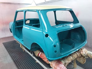 1965 Austin Mini Cooper S  (Matching Numbers) For Sale (picture 7 of 12)