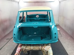 1965 Austin Mini Cooper S  (Matching Numbers) For Sale (picture 8 of 12)