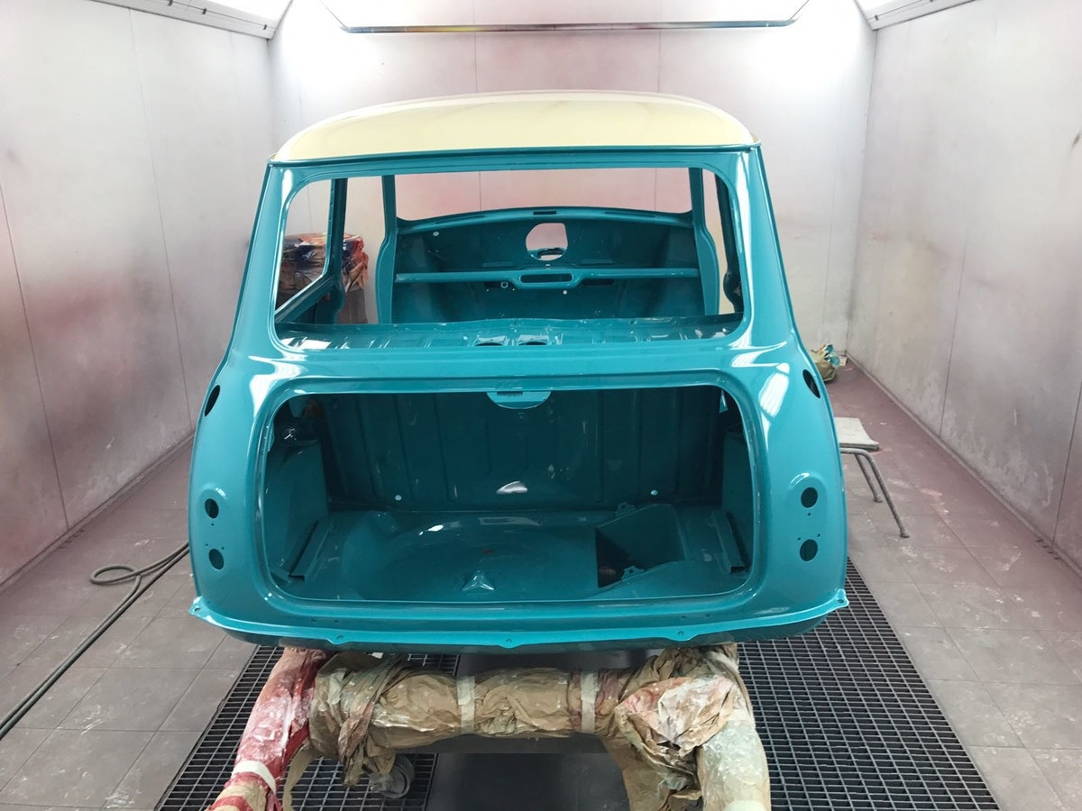 1965 Austin Mini Cooper S  (Matching Numbers) For Sale (picture 9 of 12)