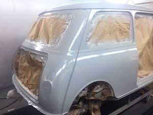 1965 Austin Mini Cooper S  (Matching Numbers) For Sale (picture 10 of 12)