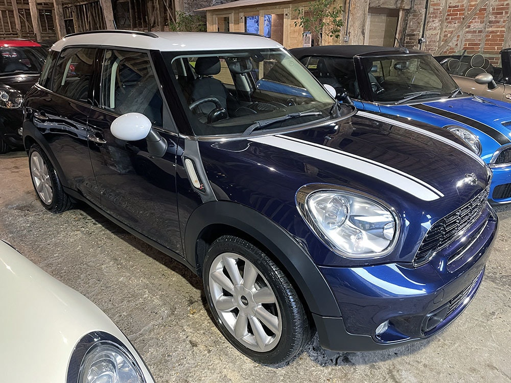 2013 MINI Countryman 1.6 Cooper S Auto All4 Chili +RAC Approved For Sale (picture 1 of 1)
