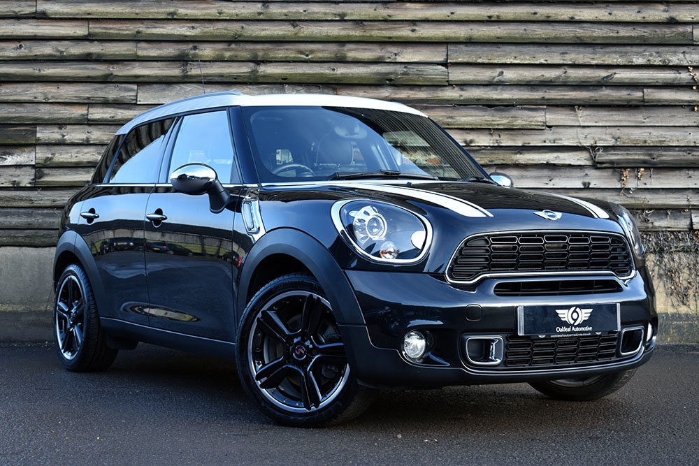 2013 MINI Countryman 1.6 Cooper S Auto All4 Chili + RAC Approved For Sale (picture 1 of 12)
