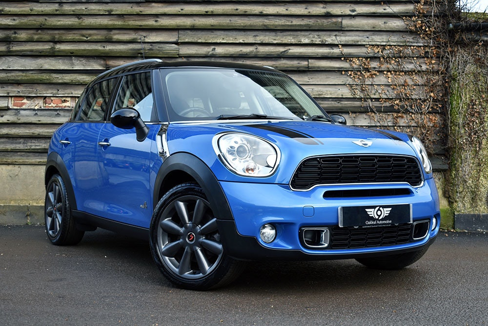 2012 MINI Countryman 1.6 Cooper S All4 Chili + RAC Approved For Sale (picture 1 of 12)