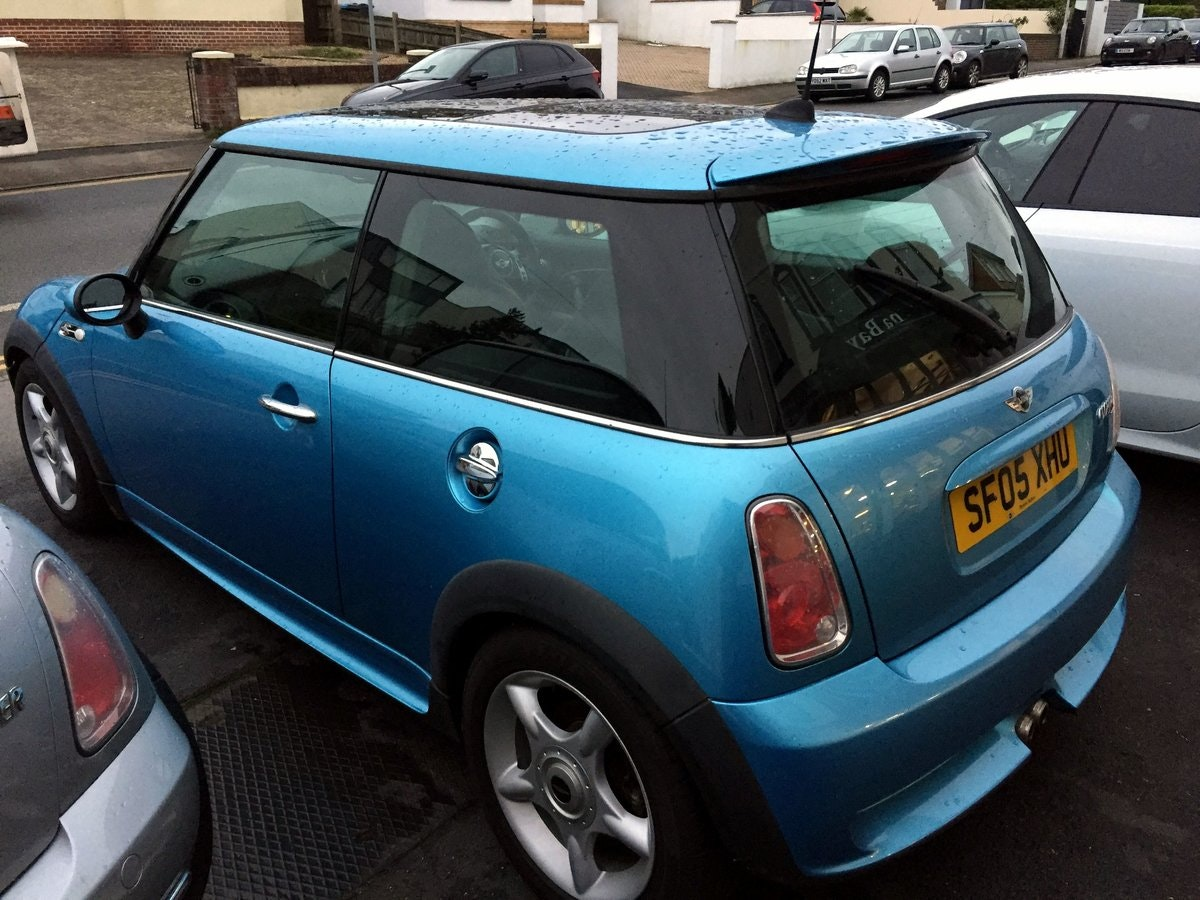 2005 MINI COOPER S RE32 SUPERCHARGED AUTOMATIC 3 DOOR HATCHBACK For Sale (picture 4 of 9)